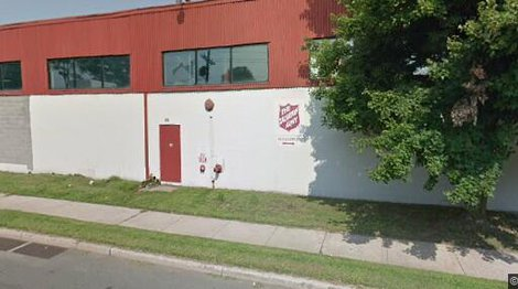 Salvation Army ARC - Trenton