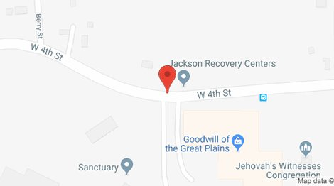 Jackson Recovery Centers - Women and Childrens Center