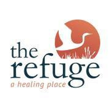 The Refuge - A Healing Place logo