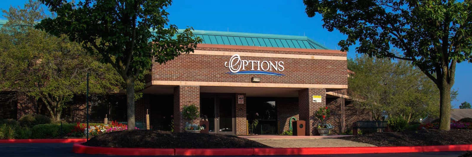 Options Behavioral Health System cover