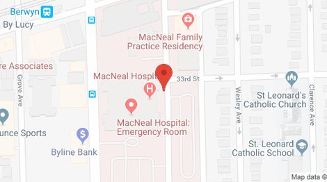 MacNeal Hospital - Psychiatry & Behavioral Health Services