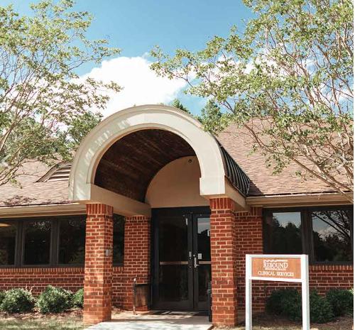 Rebound Behavioral Health - Lancaster - Treatment Center